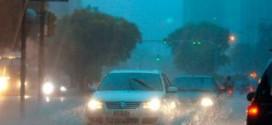 Las tormentas continuarían sobre el sudeste, centro y norte de la provincia de Buenos Aires,