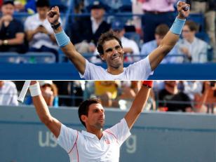 Rafa Nadal enfrenta a Djokovic en la final del torneo de maestros