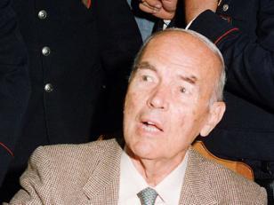 Tras su muerte, el criminal de guerra nazi Erich Priebke volvió a una cárcel de Italia