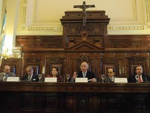 """Corte Suprema defendió su """"independencia"""" del Ejecutivo"""