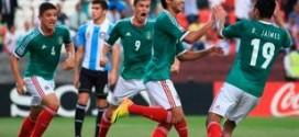 Fútbol Sub-17: Argentina pierde ante México y jugará por el bronce
