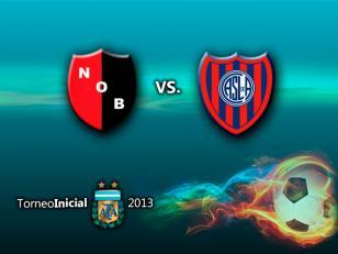 Newell's enfrenta a San Lorenzo