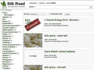 Silk Road 2.0, la nueva versión del mayor mercado negro de drogas en Internet