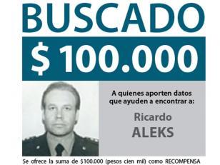 Ofrecen recompensa por 14 represores prófugos en Mendza