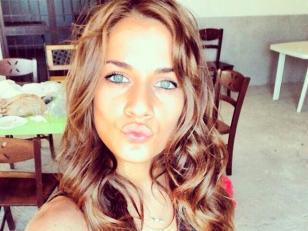 Fotos de Jéssica Vella, la modelo italiana por la que Maxi López ¿dejó? a Wanda Nara