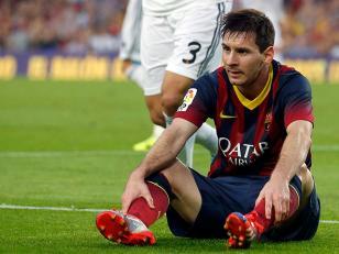 """Messi: """"El plan es volver cuando el cuerpo me diga que estoy bien"""""""
