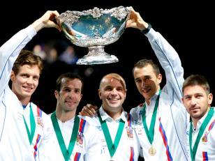República Checa retuvo el título de campeón de la Copa Davis