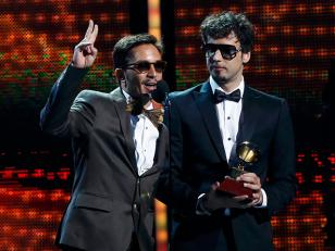Grammy Latino: Ganaron Los Illya Kuryaki, Vicentico, Franzetti y Bajofondo