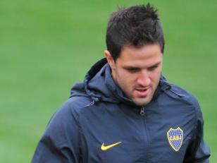 """El """"Burrito"""" Martínez dejó atrás la lesión y está en condiciones de jugar frente a Lanús"""