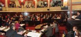 La legislatura bonaerense aprobó el Presupuesto 2014 y la Ley impositiva