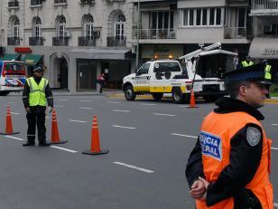 Las multas por exceso de velocidad alcanzarán los 20 mil pesos