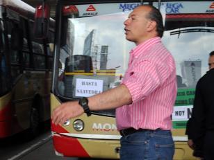 """Berni: """"Todos los accesos a la Ciudad están liberados"""""""