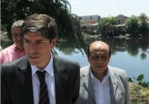 Inauguran unidad ambiental de la Acumar en Lomas