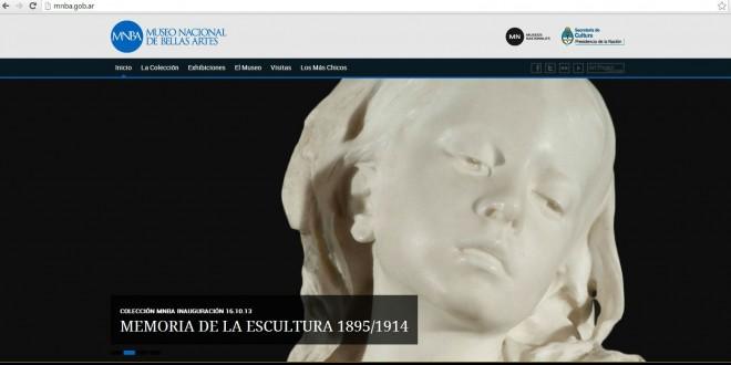 Visita online al Bellas Artes