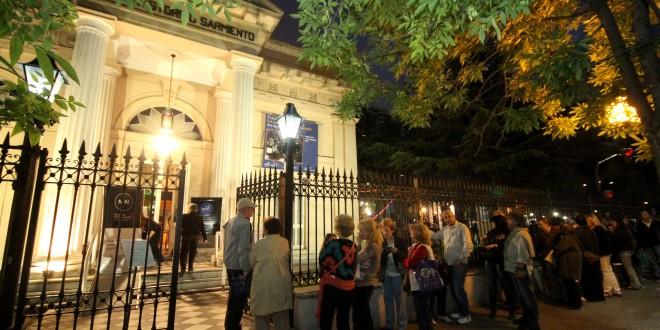 115 mil personas anoche en La noche de los museos