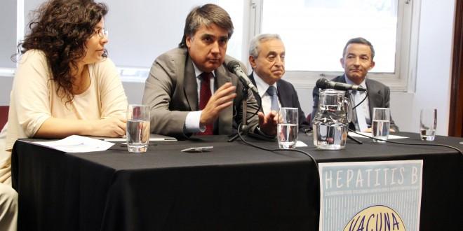 """""""Todos contra la hepatitis B"""""""