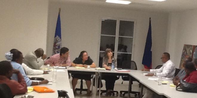 Argentina coopera con Haití en materia de discapacidad