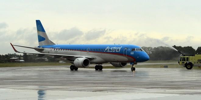 Reabrieron el remozado aeropuerto de Rosario