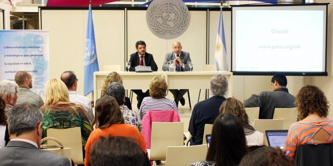 Avanza en América Latina y el Caribe la cobertura del tratamiento para VIH