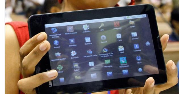 Aakash 2, la tablet más barata del mundo