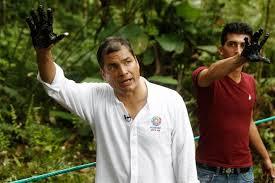 Chevron condenada a pagar u$s9.511 millones por daños ambientales en Ecuador
