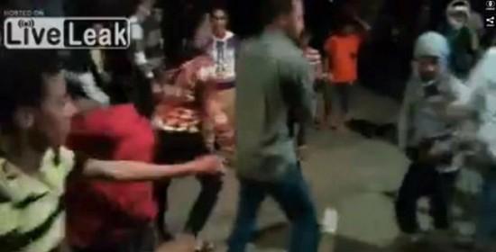 """Mató a tres personas que bailaban el """"Gangnam Style"""""""