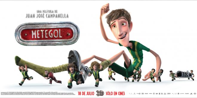 """""""Metegol"""" no logró ingresar al listado de las 19 primeras seleccionadas para el Oscar"""