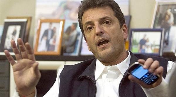 Sergio Massa confirmó que votará a favor de la Reforma del Código Civil