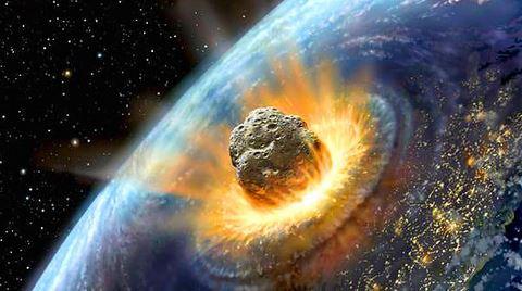 Alertan sobre posibles impactos de asteroides sobre la Tierra