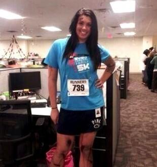 Vive un calvario tras disfrazarse de víctima del maratón de Boston