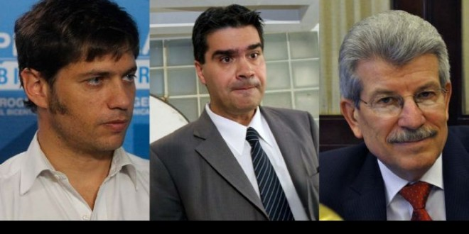 Kicillof asume en Economía y Capitanich será jefe de Gabinete