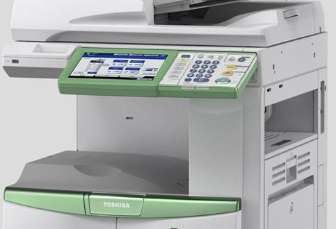 Una impresora que permite borrar y reutilizar el papel