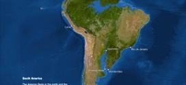 Así quedaría el mundo si se derriten el Polo Sur y Norte 7