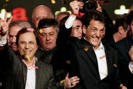Sergio Massa arrasó en los votos