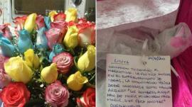 Durán Barba le mandó flores a Carrió