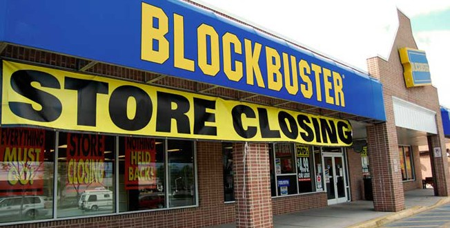 Blockbuster cierra todos sus locales en Estados Unidos