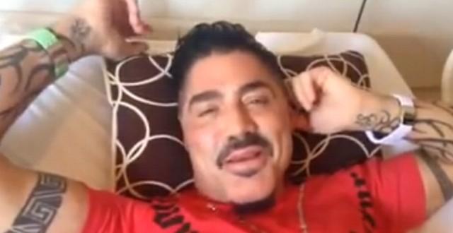 El Ultimo Video de Ricardo Fort horas antes de su muerte