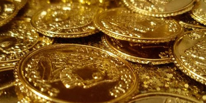Tiro 500.000 dólares en oro a la basura