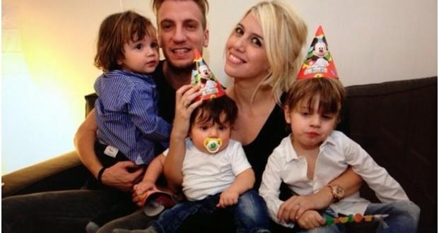 """Mauro Icardi: """"Vine al país para estar con Wanda"""" 2"""