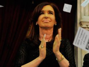"""Cristina Fernández de Kirchner  : """"Fue un referente mundial de la lucha contra el racismo"""""""