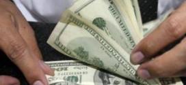 Dólar blue baja a $9,22