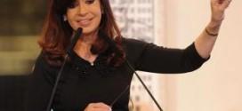 Cristina desestimó cualquier tipo de candidatura en 2015