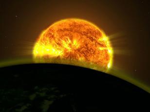 El Hubble halla agua en 5 exoplanetas