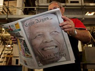 Frases célebres de Nelson Mandela