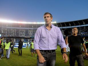 """Martín Palermo: """"Me voy tranquilo porque el balance del año fue positivo"""""""