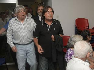Moyano y Micheli reclaman un aumento para los jubilados