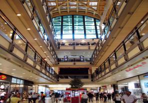Crecen las ventas en shoppings y supermercados