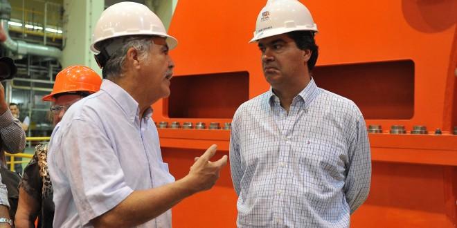Capitanich: Argentina cuenta con tecnología nuclear de calidad reconocida en el mundo