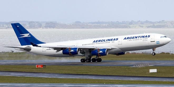 Aerolíneas Argentinas retoma la ruta a Nueva York
