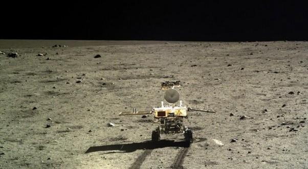 Las primeras fotos de la sonda China enviada a la luna